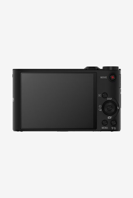 SONY Cyber-shot DSC-WX350/B 18 MP Camera Black