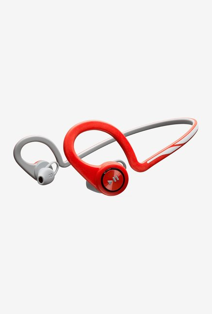Plantronics BackBeat 200470-05 On the Ear Headset Red