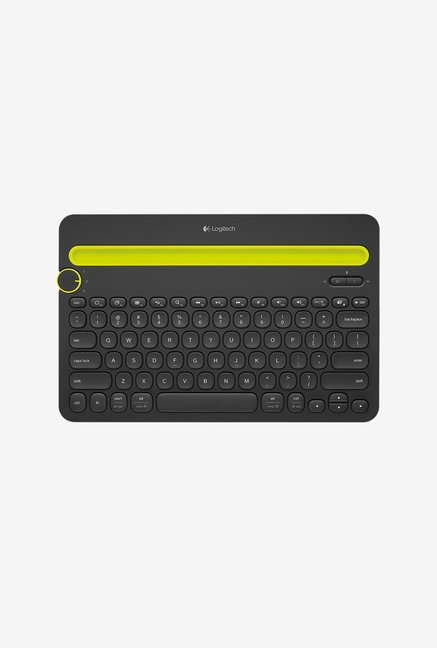 Logitech K480 Multi Device Keyboard Black
