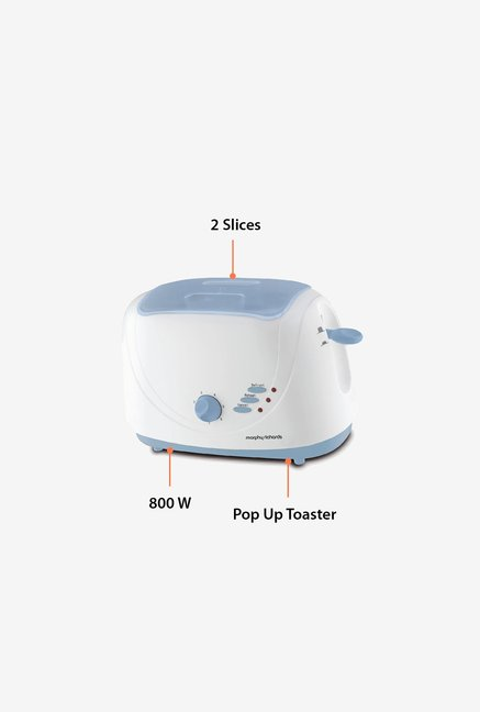 Morphy Richards AT204 Toaster White