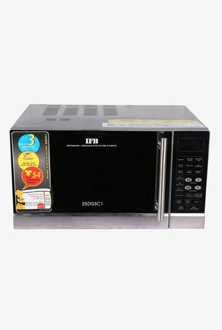Ifb 30 Sc4 30 Ltr Convection Microwave Ovenmetallic Silver