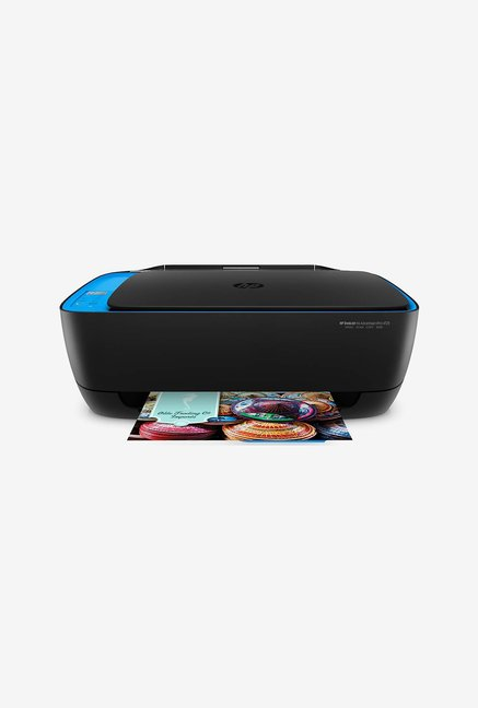 HP Deskjet IA Ultra 4729 AIO Printer Black