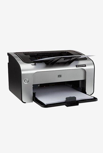 HP LaserJet Pro P1108 Printer  Silver