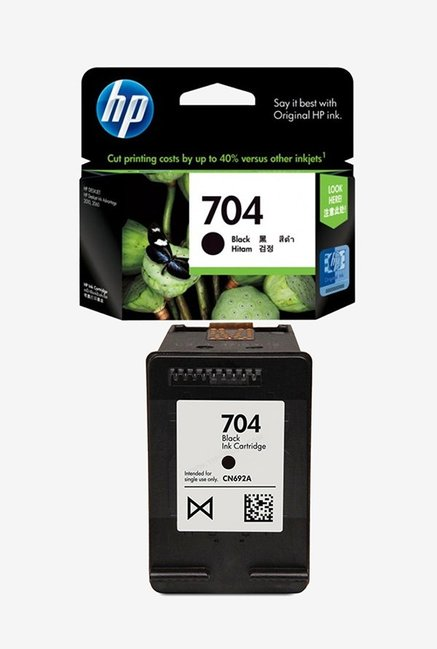 HP 704 Advantage CN692AA Ink Cartridge Black