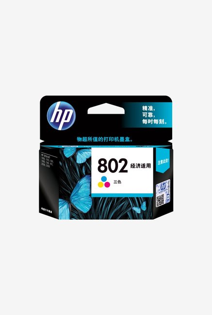 HP 802 CH562ZZ Ink Cartridge Tri color