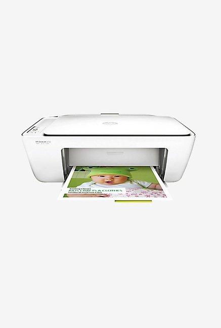 HP Deskjet 2132 AIO Printer White