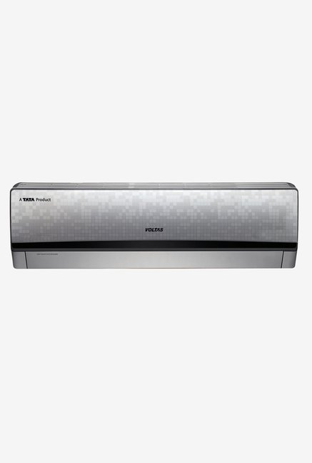 Voltas 185 Ey-S 1.5 Ton 5 Star (BEE Rating 2017) Split AC (Silver)