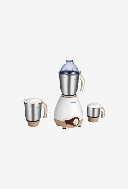Philips Viva Collection HL1646/00 600 W Mixer Grinder White