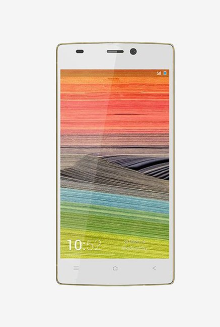 Gionee Elife S plus 16 GB (White) 3 GB RAM, Dual SIM