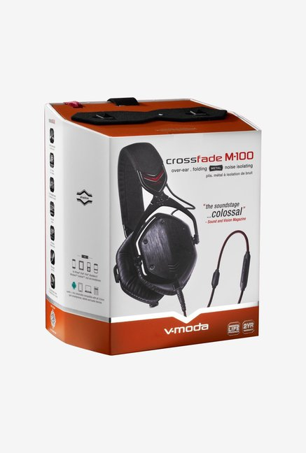 V-Moda - Crossfade M-100 - Shadow