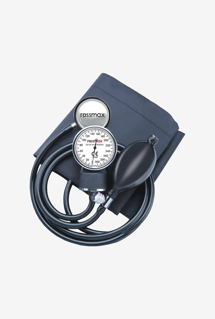 Rossmax Blood Pressure GB102 Aneroid Monitor Black