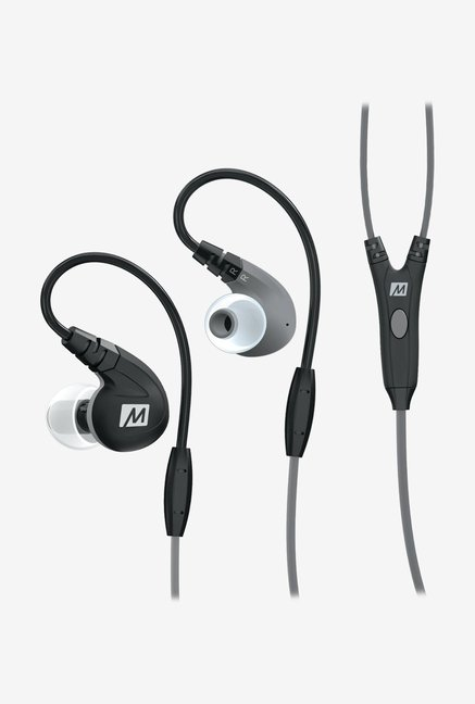 MEEAudio M7P In the Ear Headphone Black