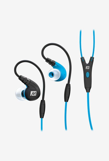 MEEAudio M7P In the Ear Headphone Blue