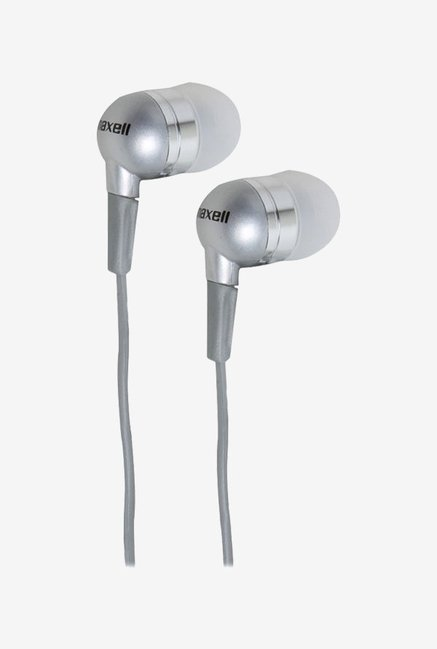 Maxell Optical Buds SEB-SL In the Ear Headphone SIlver