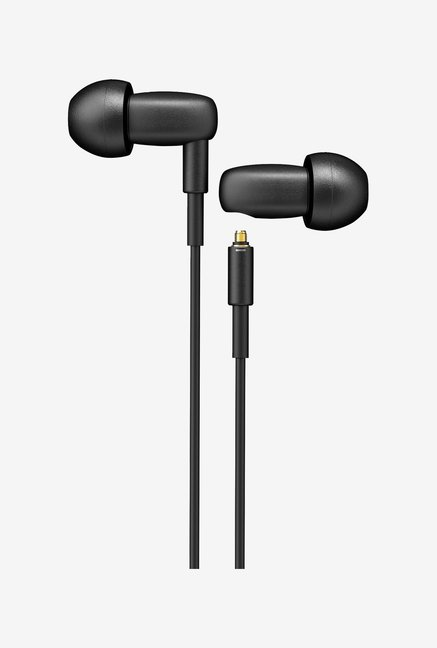 JAYS q-JAYS In the Ear Headphone Black