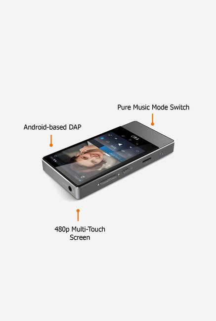 FiiO X7 MP3 Player Silver