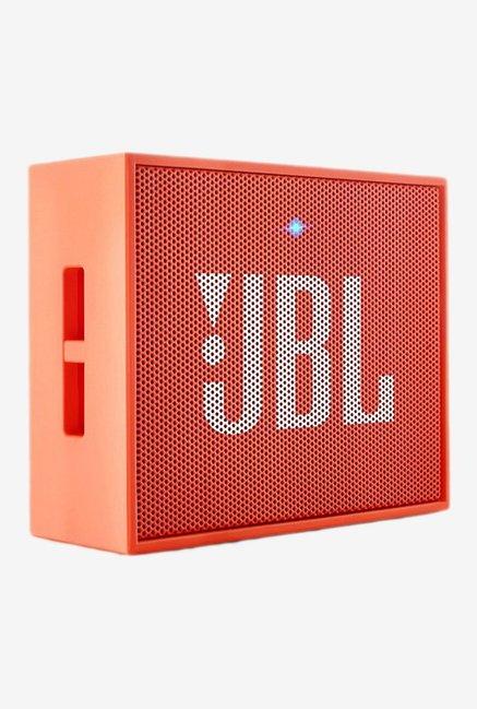 JBL GO Bluetooth Speaker Orange