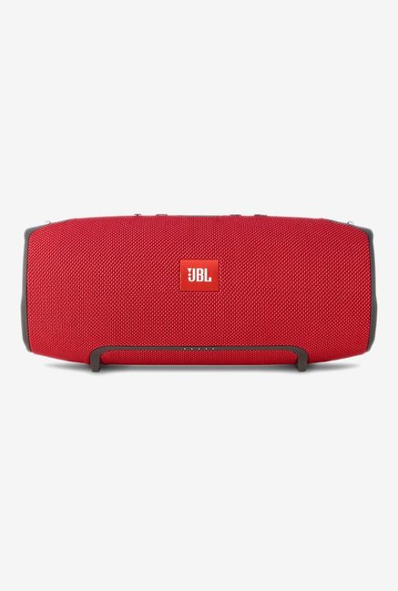 JBL Xtreme Red 40 W Portable Bluetooth Speaker, Red