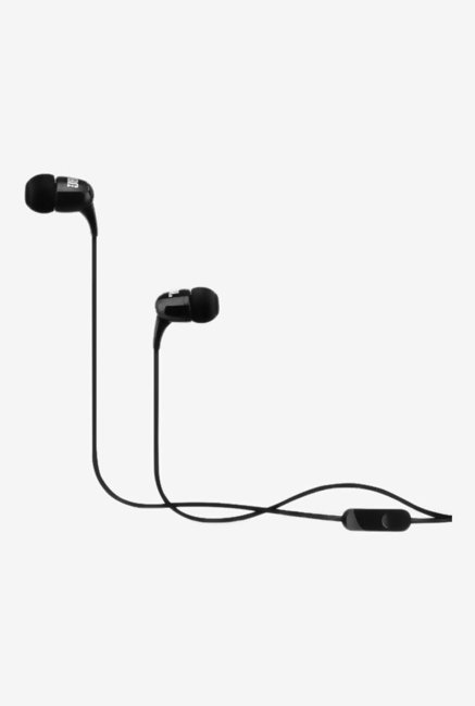 JBL T100A In-ear Headphones Black