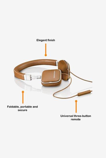 Buy Harman Kardon SOHO-A On the Ear Headphone Beige online at