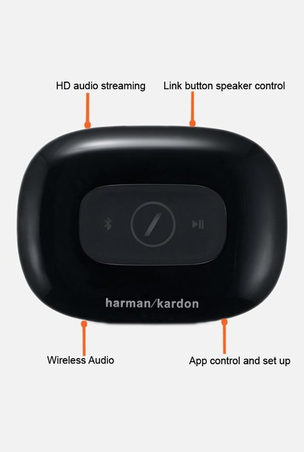 Harman Kardon Adapt HD Audio Adaptor Black