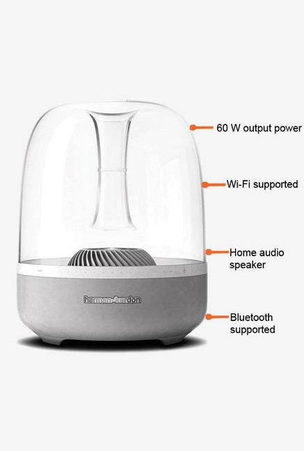 Harman Kardon Aura Bluetooth Speaker White