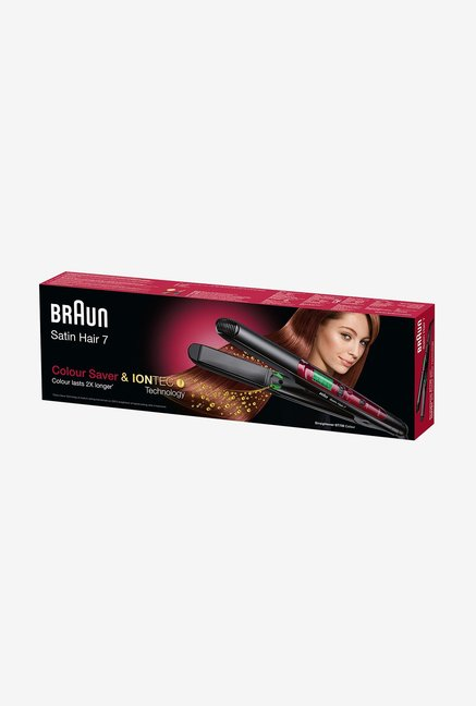 Braun Satin-Hair 7 ES3 Hair Straightener Black