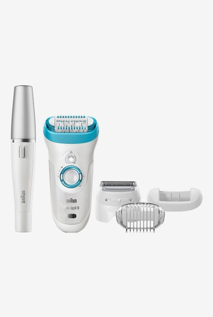 Braun Silk-epil 9-558 Epilator White