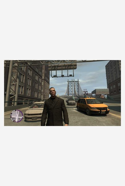 Rockstar games Grand Theft Auto: Episodes from Liberty City