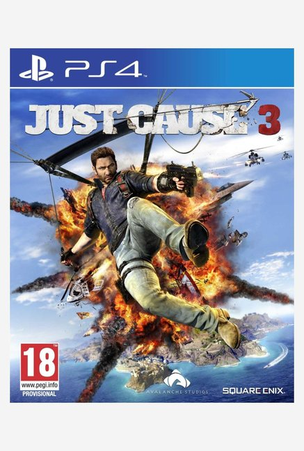 Square-Enix Just Cause 3 (PS4)