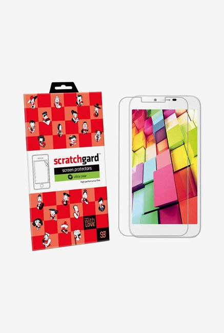 ScratchGard Intex Aqua 4G Star Ultra Clear Screen Protector