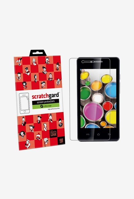 ScratchGard iBall Andi 4-B20 Ultra Clear Screen Protector