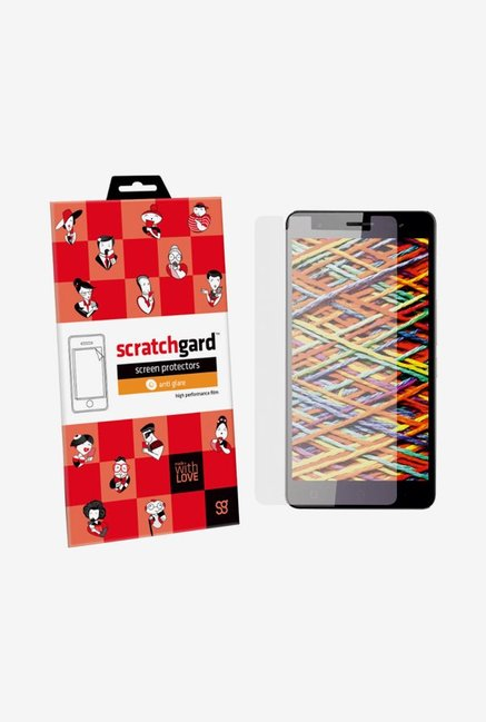ScratchGard Micromax Juice 3+ Anti Glare Screen Protector