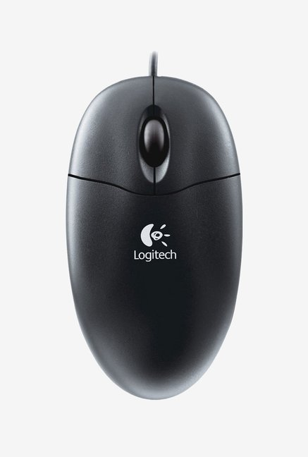 Logitech MK100 Keyboard & Mouse Black