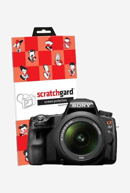 ScratchGard Sony SLT A37 Ultra Clear Screen Protector
