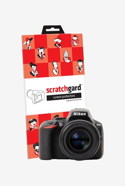 ScratchGard Nikon D5500 Ultra Clear Screen Protector