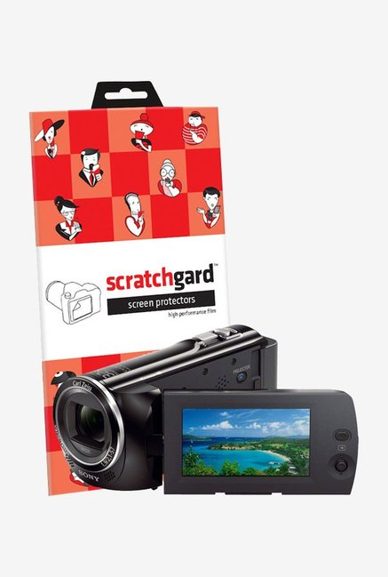 ScratchGard Sony HDR PJ230 Ultra Clear Screen Protector