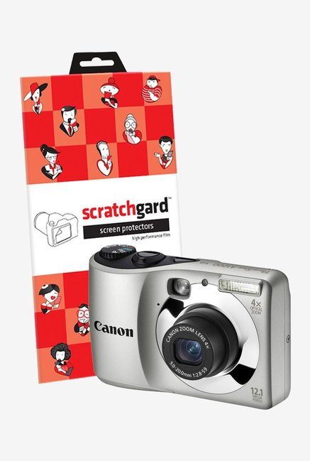 ScratchGard Canon PS A1200 Ultra Clear Screen Protector