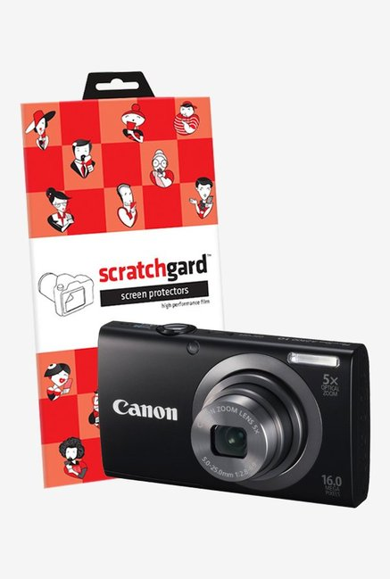 ScratchGard Canon PS A2300 Ultra Clear Screen Protector