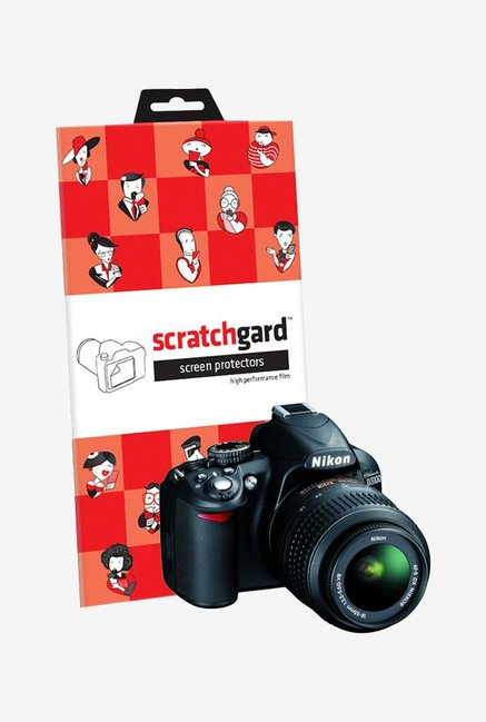ScratchGard Nikon D3100SLR Ultra Clear Screen Protector