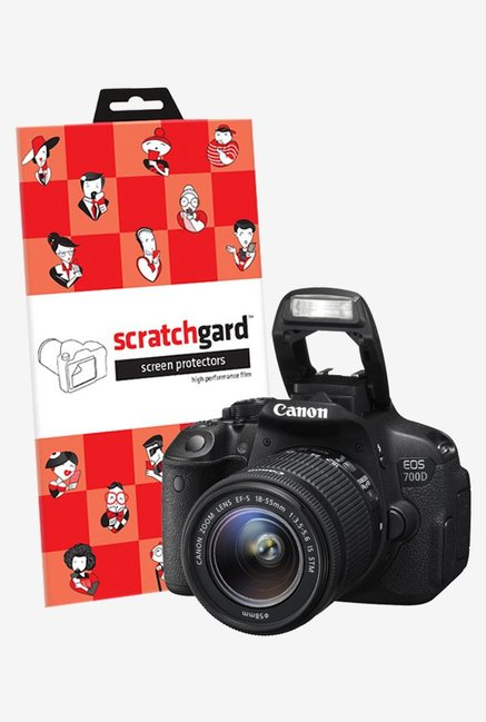 ScratchGard Canon EOS 700D Ultra Clear Screen Protector