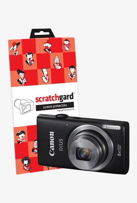 ScratchGard Canon IXUS 135 Ultra Clear Screen Protector
