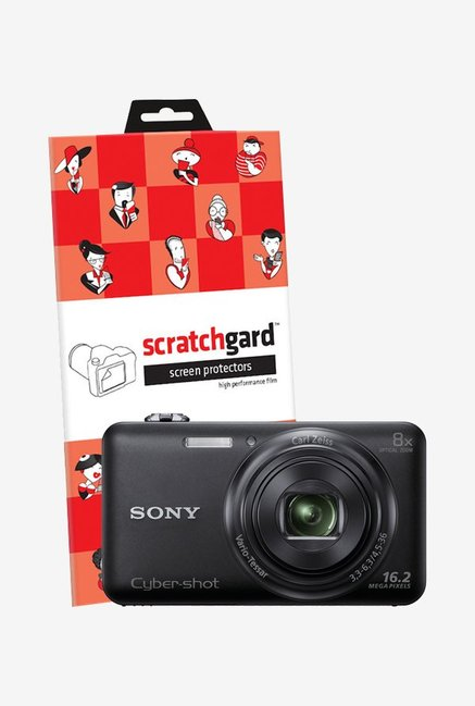 ScratchGard Sony DSC WX80 Ultra Clear Screen Protector