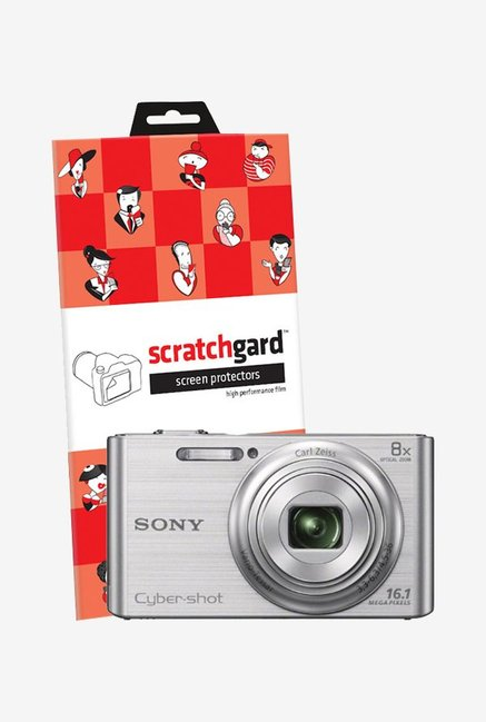 ScratchGard Sony W730 Ultra Clear Screen Protector