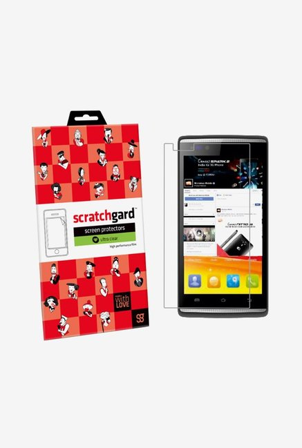 ScratchGard Micromax Fire 4G Ultra Clear Screen Protector