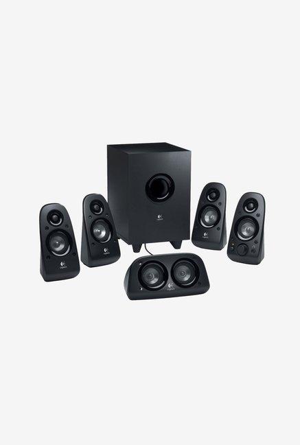 Logitech Z506 Speaker Black at tataCliQ com