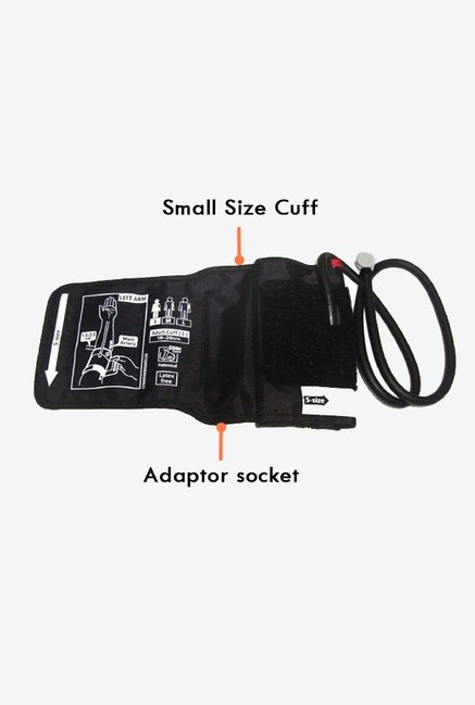 Rossmax Small Size BP Monitor Cuff Black