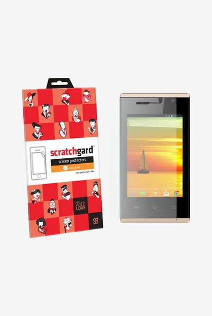 ScratchGard Lava Flair E1 Anti Glare Screen Protector