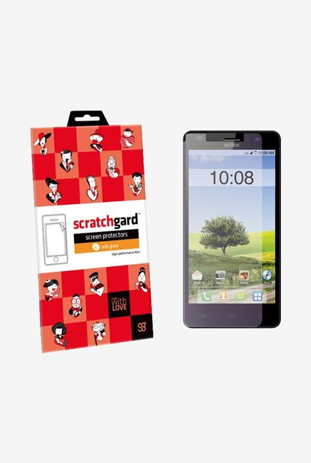 ScratchGard Intex Aqua Life II Anti Glare Screen Protector