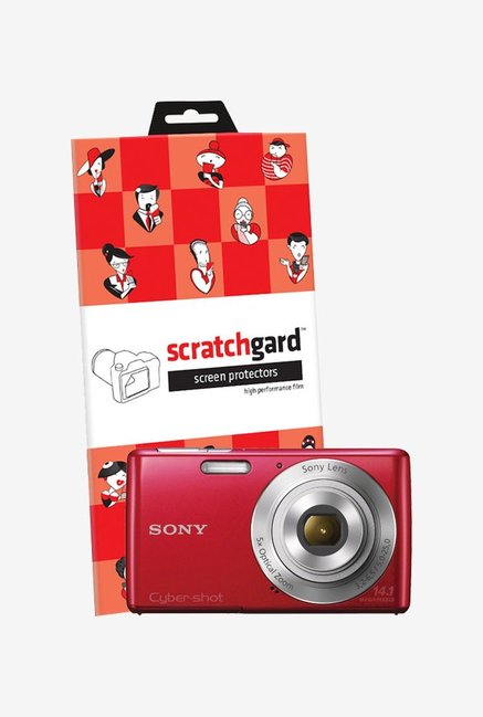 ScratchGard Sony cs DSC W620 Ultra Clear Screen Protector